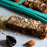 No-Bake Healthy Energy Bars with Prunes
