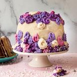 Gluten-Free, Vegan Layer Cake