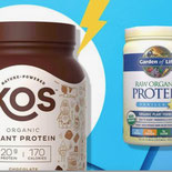 The 15 Best Vegan Protein Powders, According to Dietitians