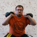 Tristan Personaltrainer, Firmenfitness