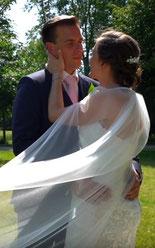 Ausschnitt aus Hochzeitsvideo, gedreht in Gelsenkirchen