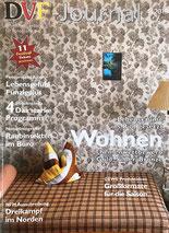 Titelbild der Zeitschrift DVF-Journal