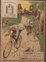 Werbeplakat 1910er Jahre, 'Le Cavalade'