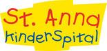 St.Anna Kinderspital-Homepage