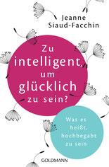 Buchcover: Zu intelligent, um glücklich zu sein?
