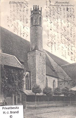 Turm der ehem. Martinikirche