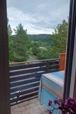 Balkonzimmer auf der Sonnenseite