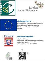 Sponsoren des Brandschutzanhängers im Feuerwehrverband Wetzlar e. V.