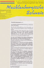 Bekannmachungsblatt M-S 22.01.2011