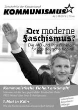 Kommunismus 6 erschienen! Die AfD - moderner Faschismus?!