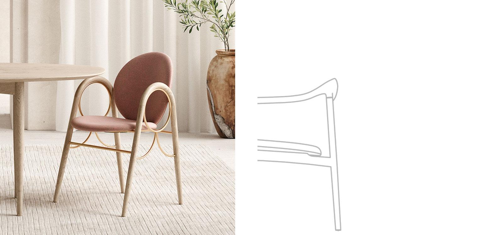 Was als Holzdrehwerkstatt begann hat sich über die Jahre zu einer Möbelmarke mit dänischen Designwerten und hohen Anspruch an das Handwerk entwickelt.