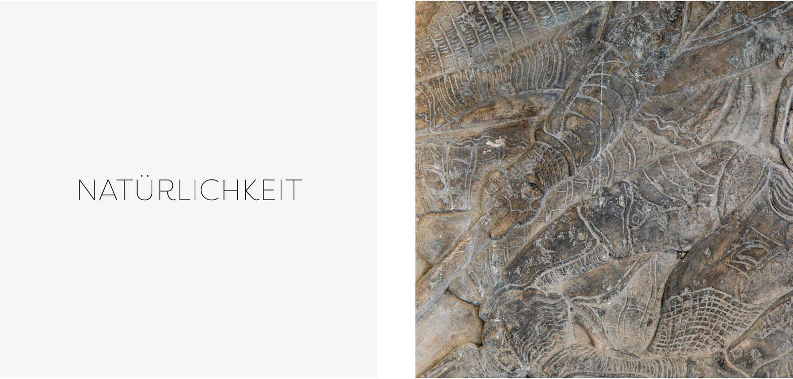 Das Familienunternehmen stellt mittels hoher Handwerkskunst und Materialqualität außergewöhnliche Kreationen aus Stein und Keramik her.