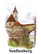 Pfarrkirche in Senftenberg