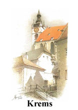 Piaristenkirche in Krems