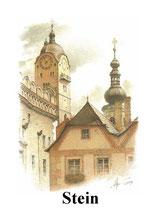 Stein. Frauenbergkirche und Pfarrkirche