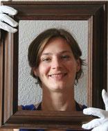 Anna-Maria Virgin, Diplom-Restauratorin (FH) für Gemälde, Skulptur und zeitgenössische Kunst, Karlsruhe, ZKM, Stadtische Galie Karlsruhe