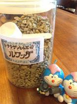 NPO法人APLAで扱っているコーヒーの生豆で、一押し。