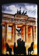 2014.Brandenburger Tor - ZbM Germany - Series 40 pcs