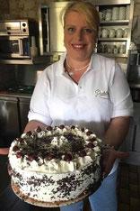 Doris Klötzner, Café Restaurant Abel, Schwarzwälder Torte