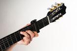 Gitarre lernen.