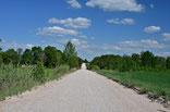 Landstraße Baltikum Kurland Livland Lost Places Unlost Places Lettland Estland
