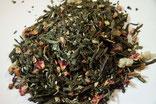 Grüne Tees aromatisiert