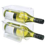 Organiza las botellas en la nevera - AorganiZarte