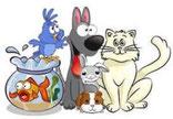 soins et promenades d'animaux de compagnie