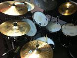 Drumset, Schlagzeug, Schlagwerk, Percussion