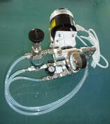 テスト用、研究用途 マイクロバブル、ナノバブル、ファインバブル発生装置
