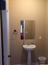 Great Room Half Bath