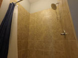 Baker House shower