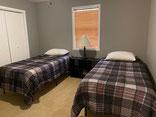 Second Bedroom 2 Twin Beds