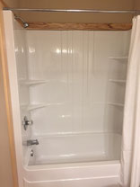 Large Shower/Bath