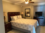 Fully Furnished Bedroom with Queen