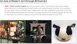 Korea International Art Fair, webpage