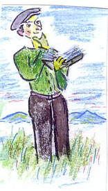 Jules du Val d' Hermone, grand penseur à ses heures ...