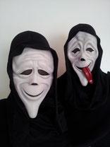 Scream-Masken, je Fr.9.-