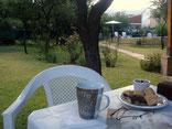 Desayuno en Cabañas Kamiare