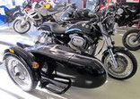 133: Sportster mit Sidecar One Boot