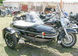040: Road King mit HD Boot