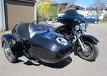 161: Street Glide mit Zero GTO