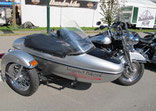 126: RoadKing mit Lak LSN1 Boot