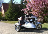 050: E-Glide mit California Boot
