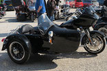 221 Road Glide mit Champion Legend