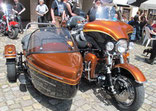 156: E-Glide CUISE mit Freeway King