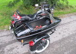 199: Roadking mit HD-Boot