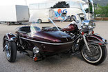 219 Road King mit LAK-Boot