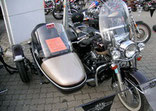 064: RoadKing, BJ 1998, mit HD-Boot