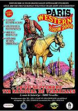 Location Tentes Western - Paris Western Show - Décor Les Chemins de Traverse - Régis Rodriguez